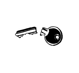 Schlüssel, abgebrochene Schlüssel, verlorene und gestohlene Schlüssel