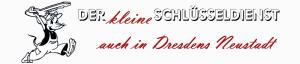 Der kleine Schlüsseldienst bietet den mobilen Notdienst auch in Dresden Neustadt an.